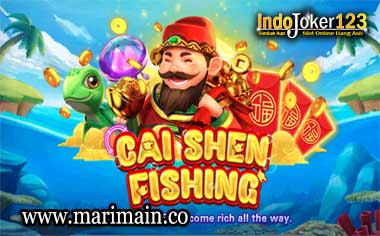 fish hunter cai shen