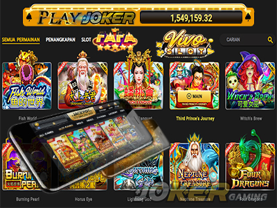 Deposit Slot Joker123 24 Jam Bank Lokal Indonesia Indobet303