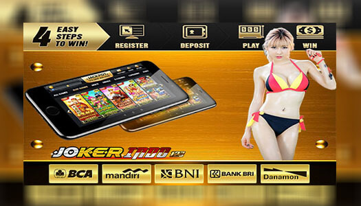 Slot Joker Gaming Paling Lengkap Di Indonesia
